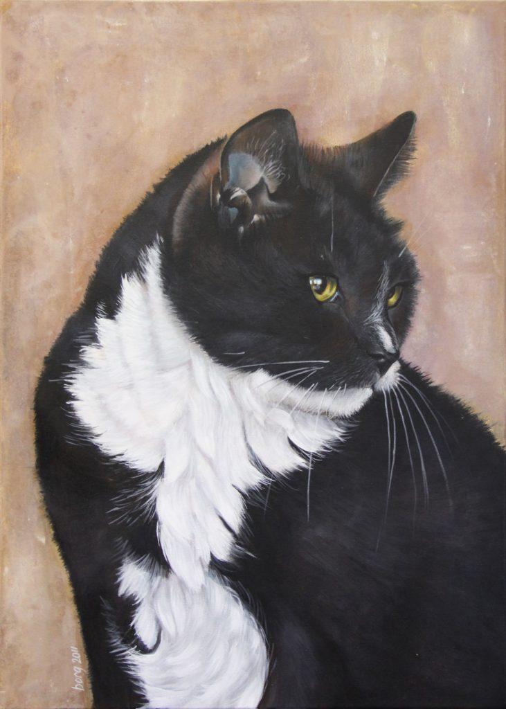 Sani, schilderij